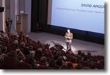 David Arquette @ TEDxMarin