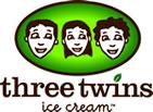 Three Twins Ice Cream Logo