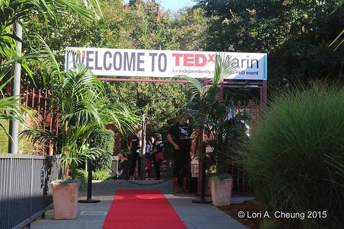 TEDx Entrance