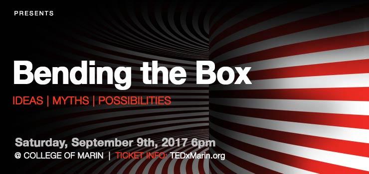 TEDxMarin Homepage 2017