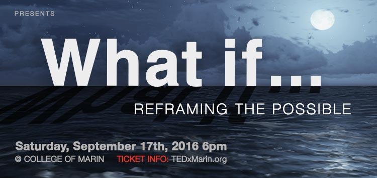 TEDxMarin Homepage 2016